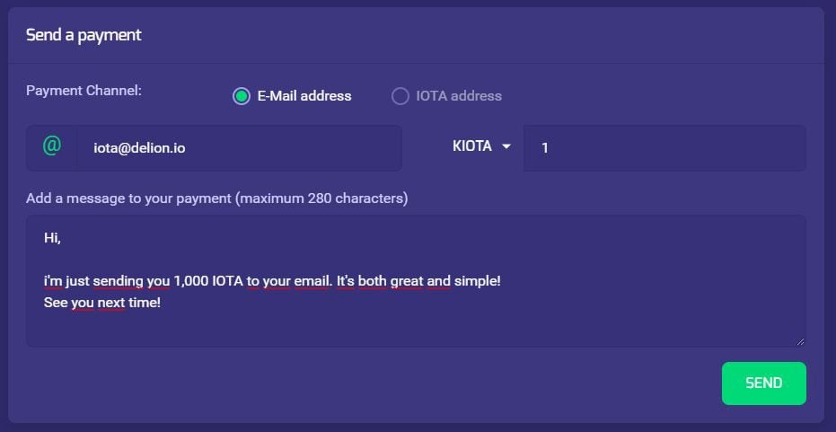1 0qEAJQa17bIZul0wMk6eBQ - IOTA's New Feature Makes It Similar To PayPal: Send And Receive Payments Via E-Mail Addresses