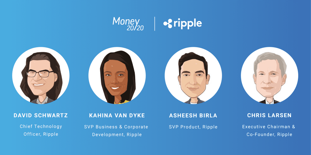 Insights Headshots Money2020png 22 1024x512 - Ripple Releases Schedule Of Appearances At Money20/20 USA – Chris Larsen And More Executives Will Be There