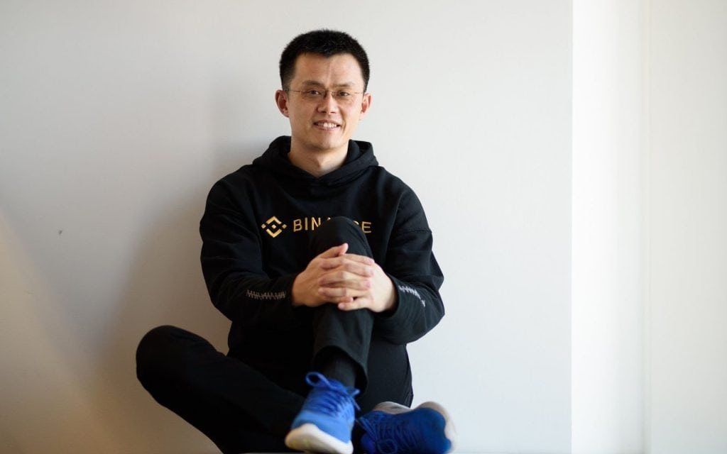 Optimized zhao chanpeng 1024x640 - China Might Have 'Helped' Binance Become The Largest Crypto Exchange In The World