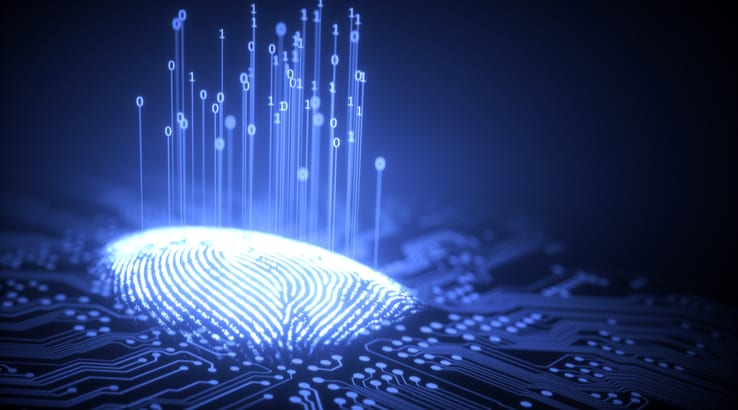 shutterstock fingerprint security crypto 738x410 - XRP Theft Case: $450k Worth Of Ripple's Digital Asset Were Stolen - The Victim's E-Mail Was Hacked