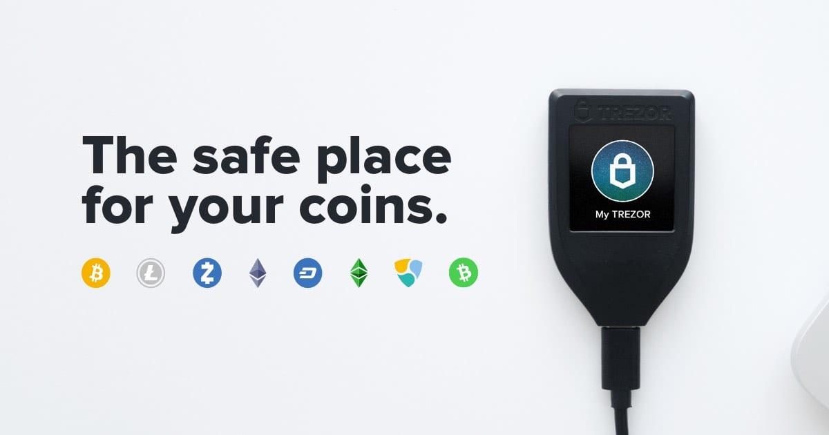 trezor social02 - Cardano (ADA) Boosts Security - Trezor Hardware Wallet Brings Support For ADA, Monero (XMR) And More Tokens