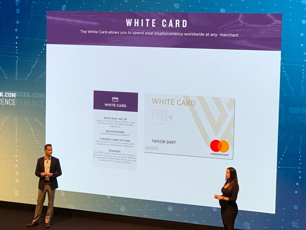 1 1 1 1024x768 - The White Company Reveals Game-Changing Announcements For Real World Crypto Usage At CoinGeek Week Conference In London