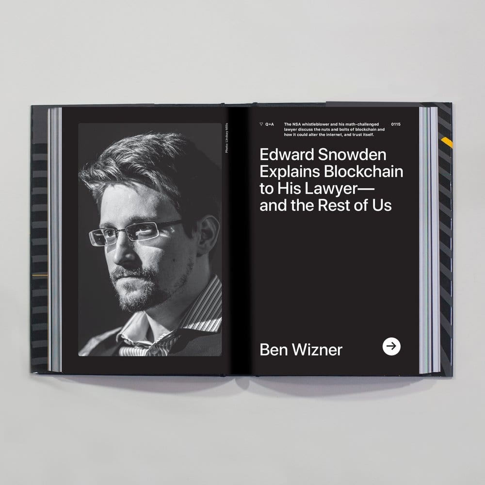 54 spreads10 - Edward Snowden Believes That Bitcoin Can Change Society - As Long As People Want To Avoid Banks, Crypto Will Still Have Value