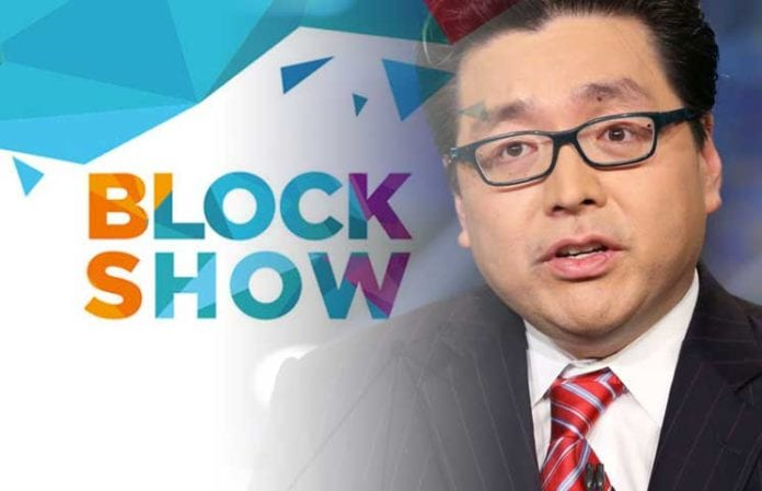 Fundstrat Global Advisors Co Founder Thomas Lee To Speak At The Upcoming Blockshow Asia 696x449 - Fundstrat's Tom Lee Says Bitcoin Could Be Worth $10 million Per One