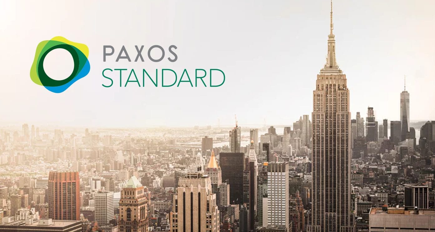 Paxos Standard - Binance Adds Two Months Old ERC-20 Token Paxos (PAX) As Base Currency