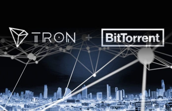 Tron TRX to Integrate BitTorrent in its System to Decentralize Internet 696x449 - BitTorrent Offers Support For Bitcoin (BTC), Tron (TRX), And Binance Coin (BNC) For Pro And Ads-Free Products With Anti-Virus Screening And More
