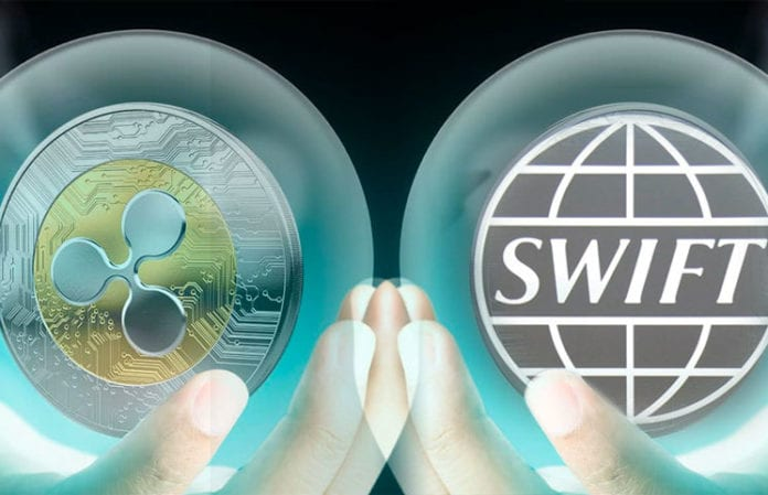 Where Theres Smoke Theres Fire Is A Ripple XRP And SWIFT Collaboration In The Mix 696x449 - SWIFT Denies Ripple-Related Rumors Claiming That The Platform Would Integrate Ripple's Products