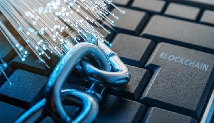Blockchain keyboard e1542863759563 750x433 - Amazon Web Services (AWS) Launches Two New Blockchain Products