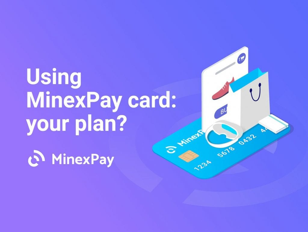 DqM6bXUWsAAAJ n 1024x771 - Using Crypto Like Fiat Currencies With Fast, Secure And Seamless Service: MinexPay Reveals Web Wallet Public Test For MinexPay Crypto Cards