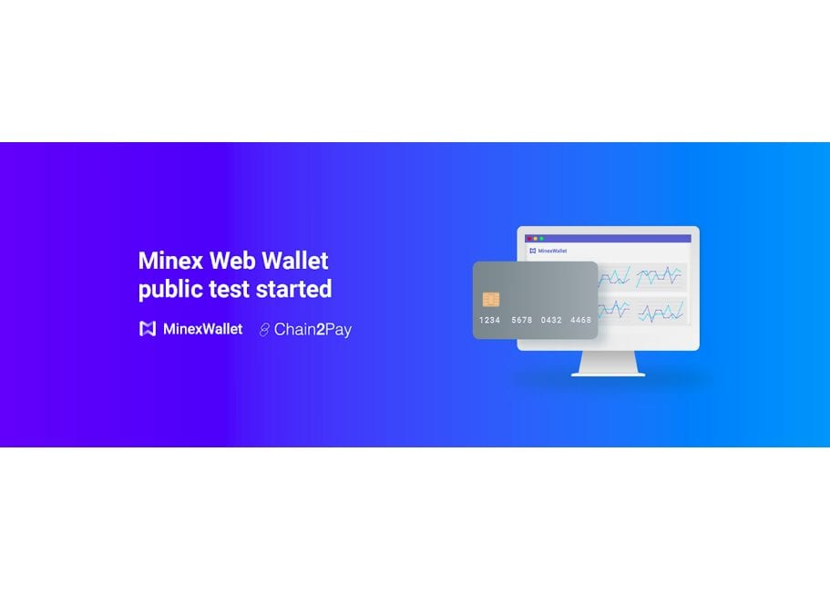 Screenshot 2018 12 04 at 11.42.20 AM - Using Crypto Like Fiat Currencies With Fast, Secure And Seamless Service: MinexPay Reveals Web Wallet Public Test For MinexPay Crypto Cards
