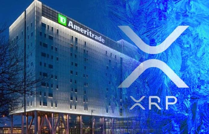 TD Ameritrade Drops Major Hint About XRP Ripple Community Roars in Excitement 696x449 - If You Are For 2019, Here Are 5 Reasons Ripple's XRP Should Be In Your Wallet