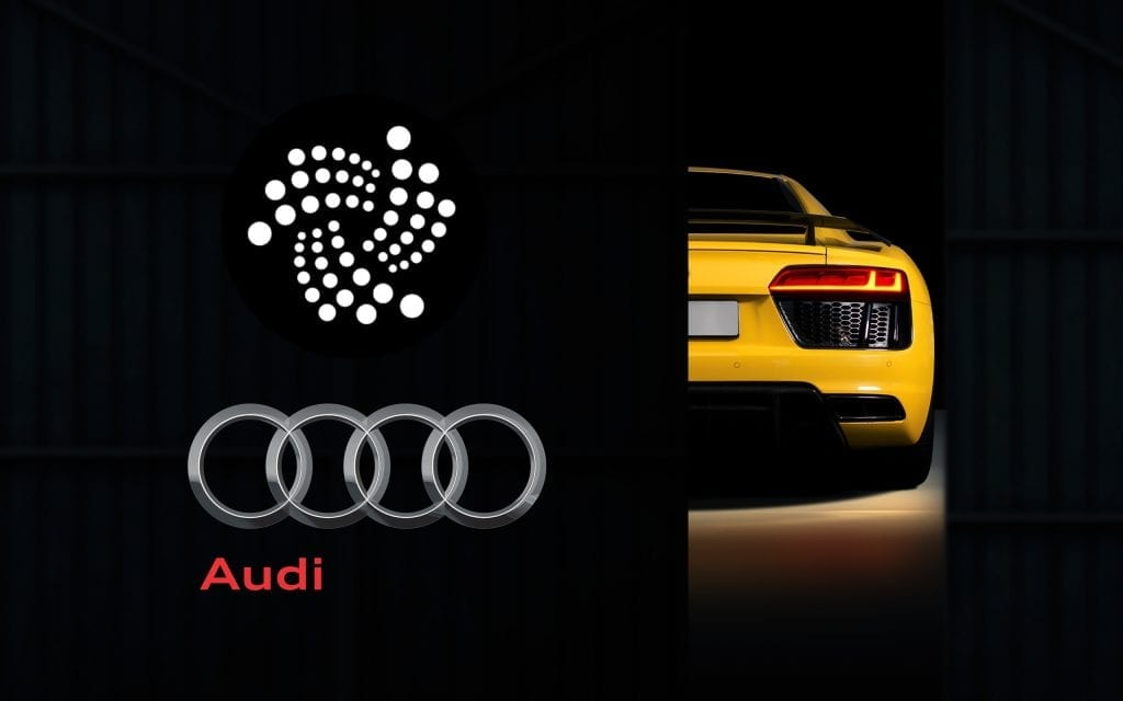 adils photography 419409 unsplash 1024x640 - IOTA Discusses Its Collaboration With AUDI, Explaining The Positive Results