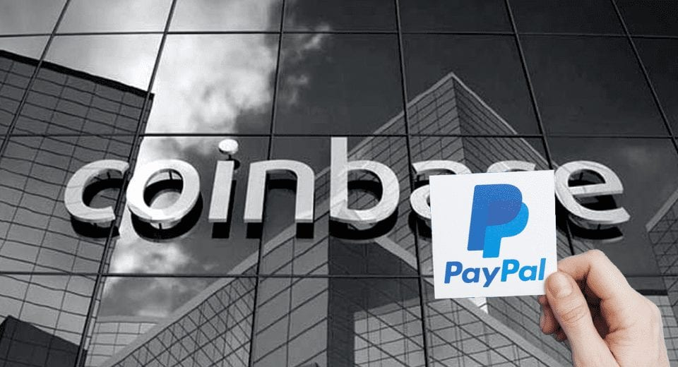 pay 1 - Coinbase Quietly Adds Free PayPal Withdrawal Option For Fiat Currencies For The US, EU, And Canada Users