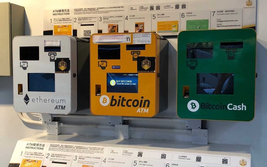 tw crypto atms 1024x640 - Crypto Adoption In 2018: Six New Crypto ATM Machines Have Been Installed On A Daily Basis This Year, The Latest Data Shows