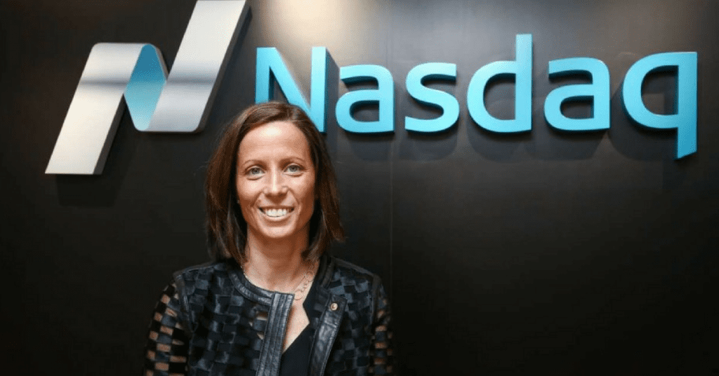 "Adena Friedman 1024x536 - NASDAQ CEO Predicts Bitcoin Could Become ""Global Currency Of The Future"" - Regulation And Institutional Adoption Required"