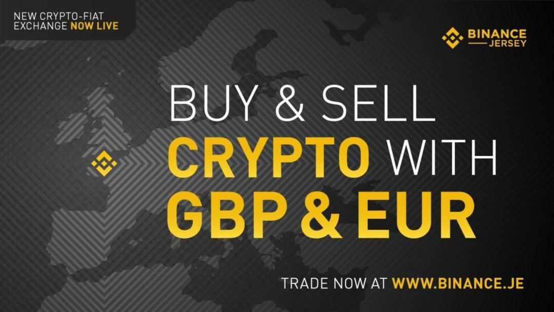 Binance Jersey 2 - Binance Launches New Fiat-To-Crypto Exchange, Targeting EU, And UK Traders