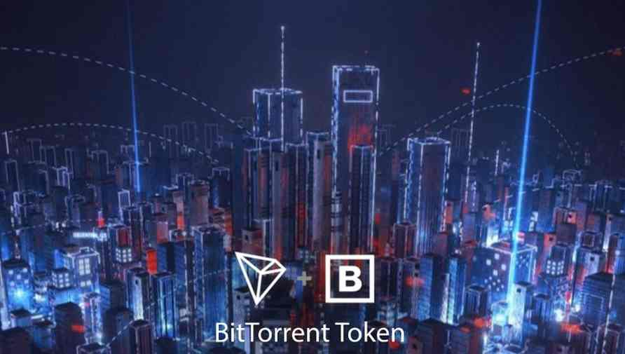 bittorrent token binance