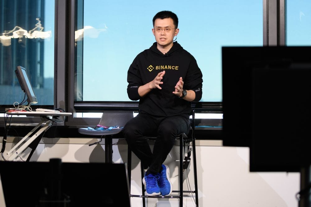 CZ binance - Binance CEO Is Not Concerned With The Undervalued Crypto Market; Says We Have To Prepare For A Crypto Boom