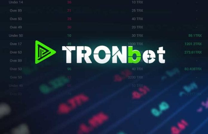 First Day of TRONbet Launch Starts Strong As It is Played 10000 Times Within 24 Hours 696x449 - Tron Vs. EOS & Ethereum: Tron dApp TronBet Surges In Transaction Volume And Surpasses Ethereum And EOS dApps