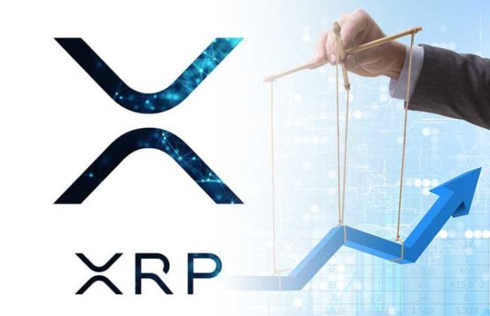 XRP experiences bullish run amid speculation of possible price manipulation 696x449 - Ripple Transactions: $755 Million In XRP, Moved In 4 Seconds With Fees Lower Than 1 Cent; XRP Price Predictions For 2019