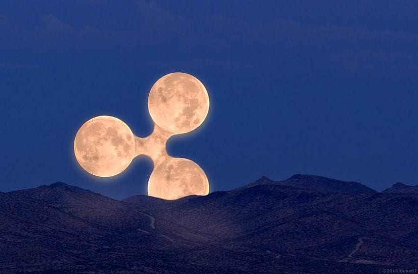 ripple xrp to moon - Ripple And XRP Could Reportedly See A Boost To The Moon And Benefit Developing Countries
