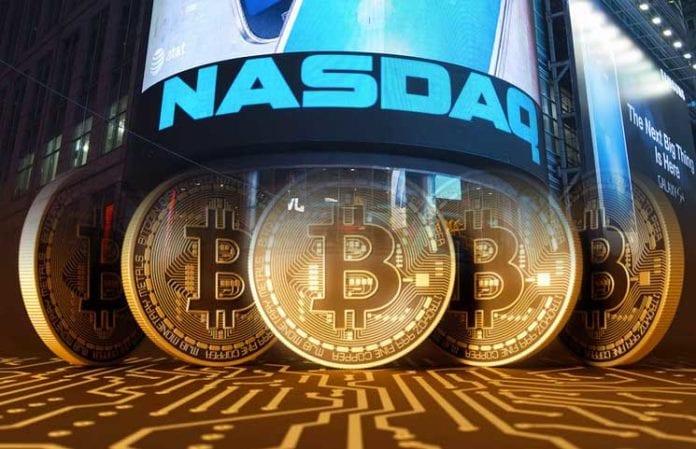 NASDAQ Stokholmas - kriptoekonomika