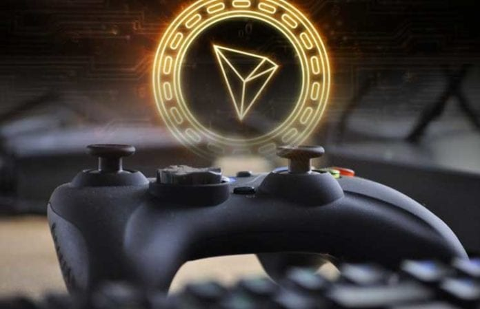 New Report from Tron TRX Shows Major Developments in Games and DEX Developments 696x449 - Tron Price Prediction: TRX Expected To Surge As Tron Expands In The Gaming Sector