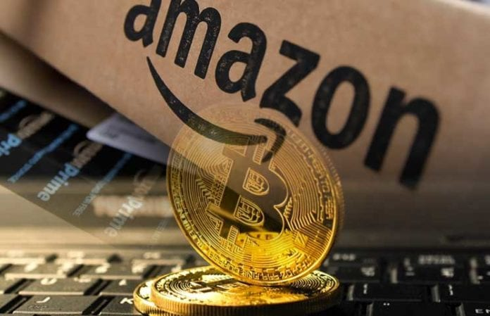 does amazon have its own cryptocurrency