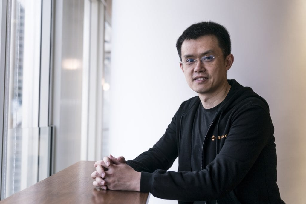 Zhao 1024x683 - Binance Will Team Up With Ripple To Boost XRP-Powered xRapid, says Changpeng Zhao