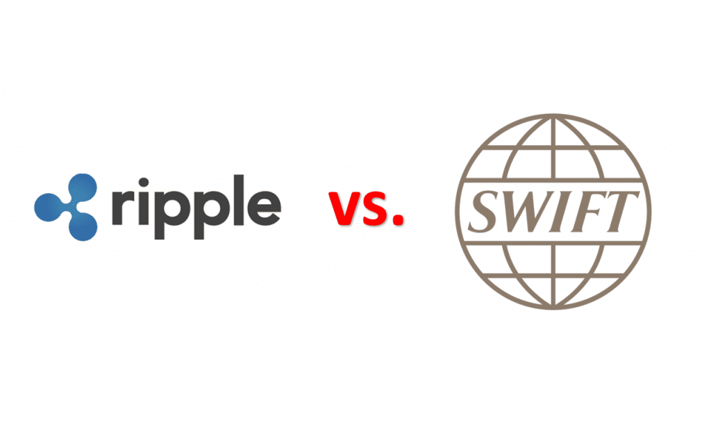 ripple vs swift xrp 1024x644 - More Banks Are Expected To Start Using Ripple's Products Such As XRP For This Reason