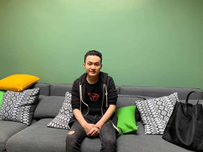 tron 6 - Tron's Justin Sun Becomes A Hero: Helps Devastated Former BitTorrent Employee Who Lost Everything Following The Quadriga CX Tragedy