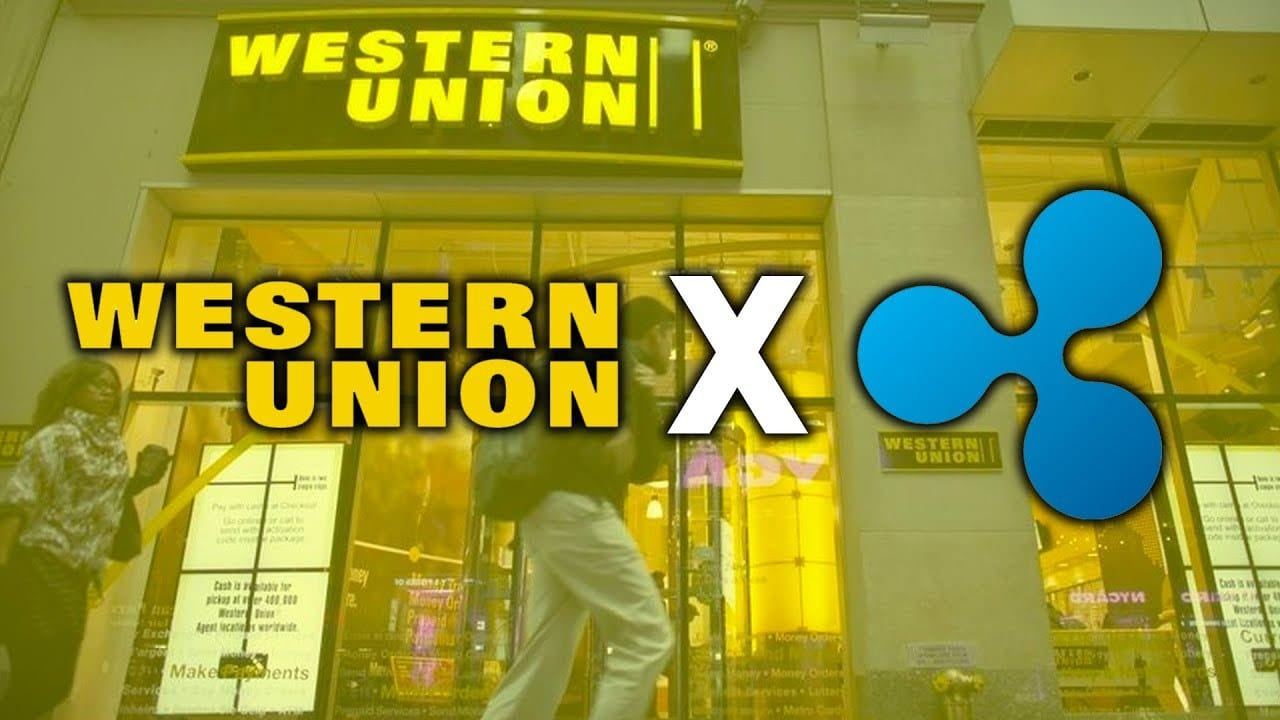 western union ripple xrp - Western Union Prepares For Crypto Mainstream Adoption – Tests Ripple And XRP