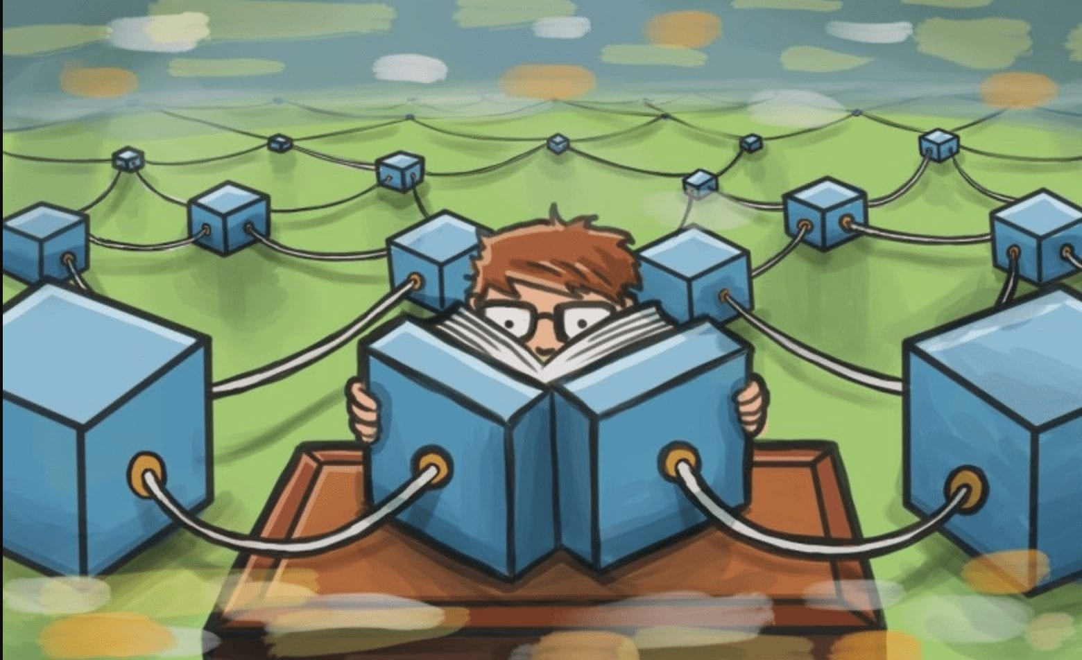 2 3 - Blockchain for Education: 4 Possible Use Cases