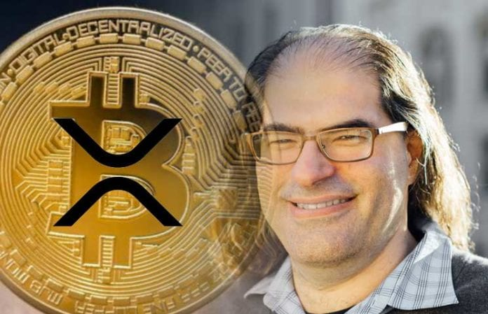 "Ripple CTO David Schwartz Claims Bitcoin BTC Proof of Work Mining is Not Safe XRP Is 696x449 - Ripple CTO David Schwartz Addresses The Origins Of XRP And Explains Bitcoin's ""Secret Sauce"""