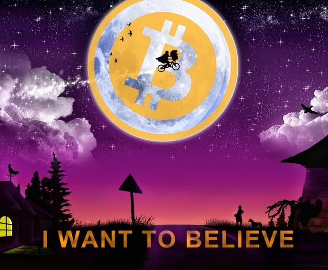 believe in bitcoin featured - Bitcoin (BTC) To Boost To The Moon During The Next Financial Crisis, Mike Novogratz Says