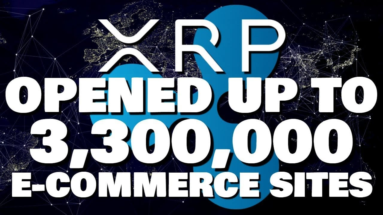 maxresdefault 3 - Mission Accomplished: XRP Is Integrated With E-Commerce Platform That Powers 3.3 Million Online Stores