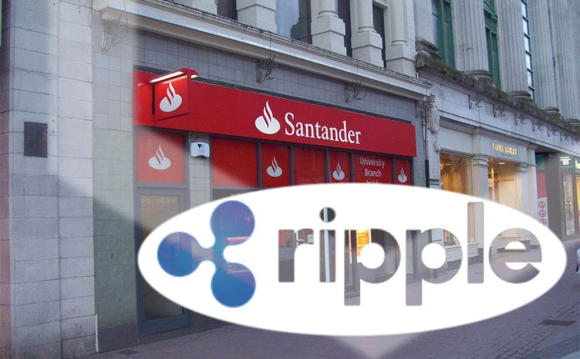 santander1 ripple xrp - Santander Confuses People By Saying It's Using XRP For International Remittance To The USA And 18 European Countries