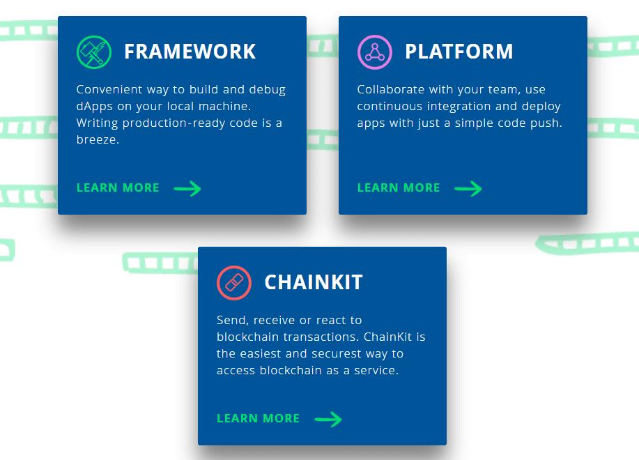 1 - Squeezer.io Scalable dApp Creation Platform Aims To Disrupt Business Infrastructure Via Blockchain