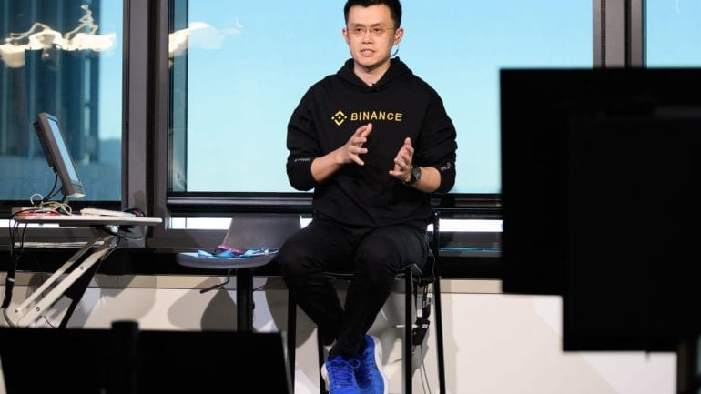 Changpeng Zhao 770x433 - Binance CEO, Changpeng Zhao Says Crypto Traders Are Back In Bigger Numbers Than Ever