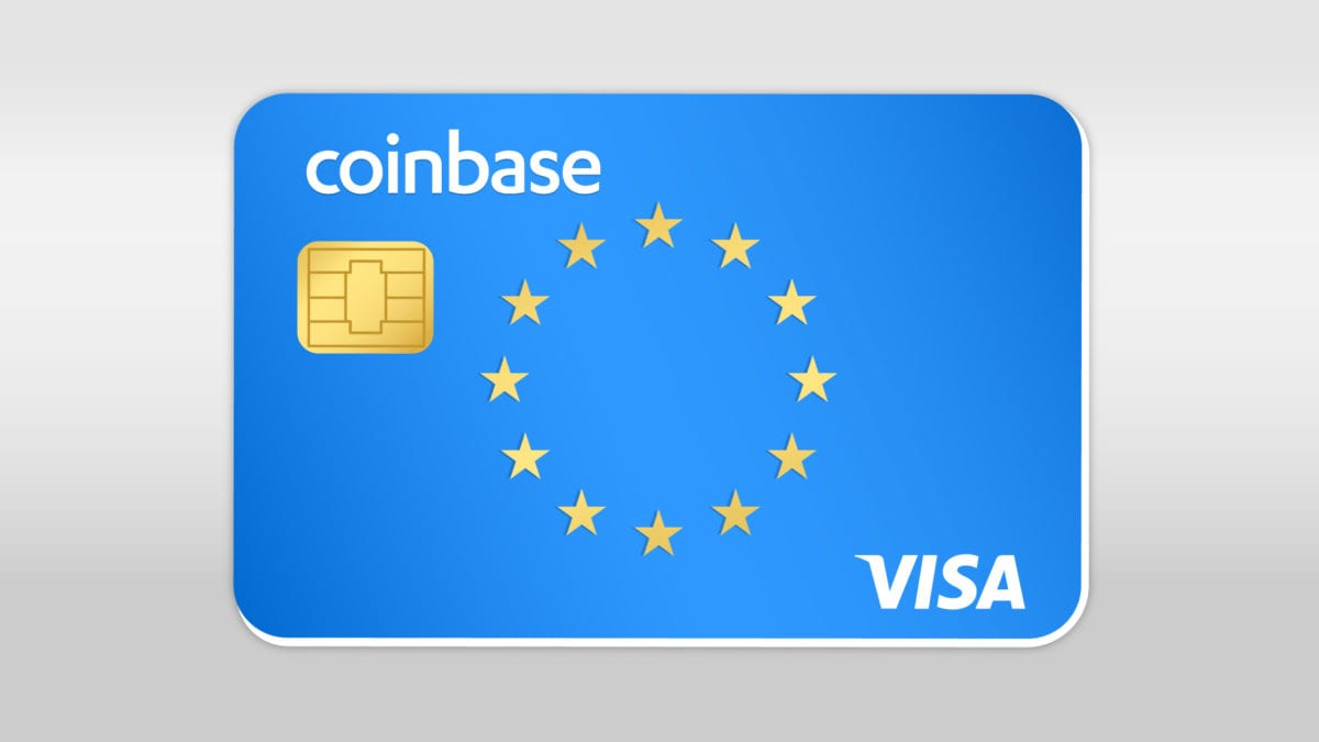 Coinbase Visa 1200x675 - Coinbase Launches Visa Card; Brings Bitcoin, XRP, Ethereum, And More Cryptos To Millions Of Users