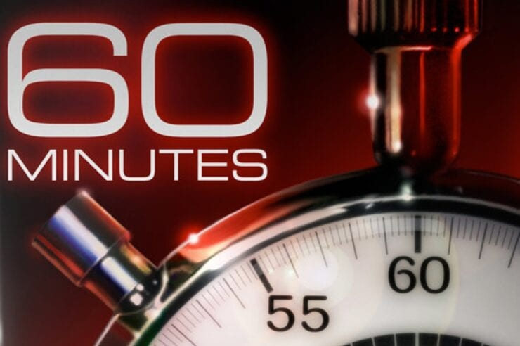 60 Minutes Bitcoin 740x492 - Bitcoin (BTC) And Crypto Reach 12 Million People Via 60 Minutes Show
