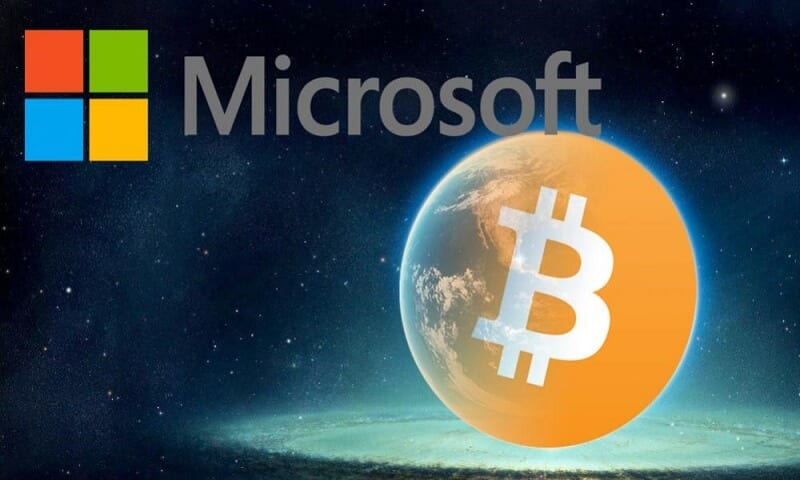 Microsoft bitcoin - Bitcoin Might Have Just Hit The Mainstream With This Latest Achievement