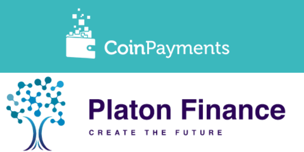 Untitled design 2019 05 16T173010.684 - Platon Finance And CoinPayments' New Partnership Brings Mass Adoption Closer; Enthusiasts Can Use Crypto Easily