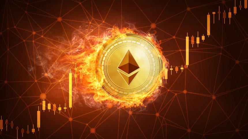 ethereum crypto bitcoin erstock 778614112 860x482 - Ethereum Price Prediction: ETH Could Hit $500 By 2020