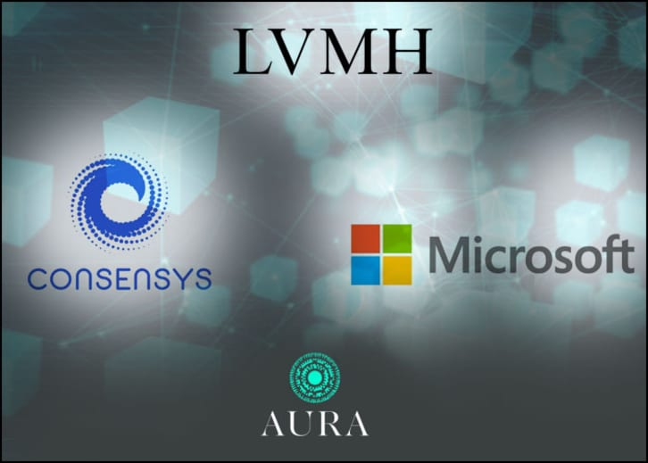 lvmh aura 051619 lt - Ethereum And Microsoft Team Up To Create A Blockchain Platform For Luxury Brands, AURA