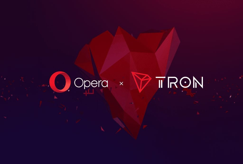 opera tron 1024x768 1024x694 - Opera Teams Up With Tron – The Browser Adds TRX To Its List Of Supported Coins