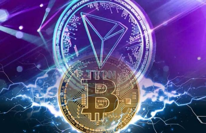 trons justin sun guarantees better trx dapp user experience than ethereum can eliminate bitcoin network side chains - Tron Vs. Bitcoin: TRX Outperformed The BTC Network By Number Of Transactions