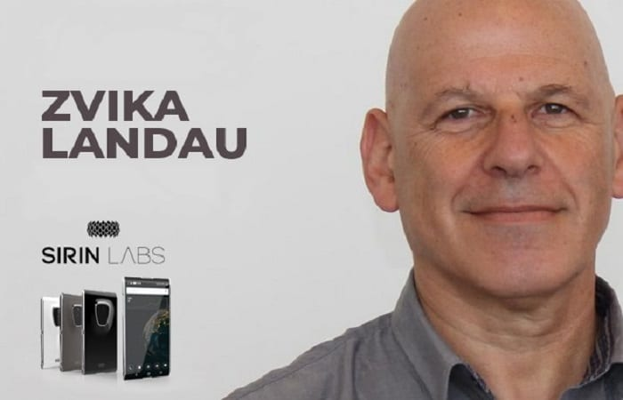 zvika landau sirin labs - SIRIN LABS Opens New Store In Tokyo To Meet The High Demand For Its FINNEY Blockchain Smartphone