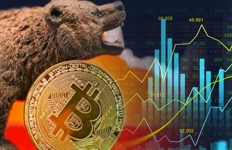 Social Media Indicators Show That Bitcoin Bears Could Be Hidden - Bitcoin (BTC)'s Price Could Fall Lower, Analysts Say - Are The Bears Waking Up?