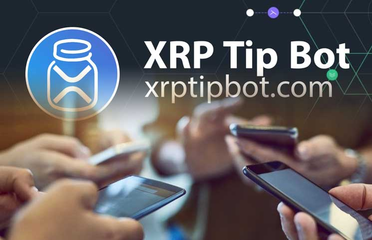 Tips In XRP Now Possible for Non Crypto People Through TipBot Paper Accounts - Ripple Adoption: Coinfield Crypto Payment Processor Integrates XRP Tip Bot